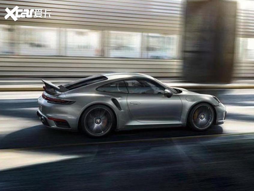 全新保时捷911 Turbo系列官图泄露