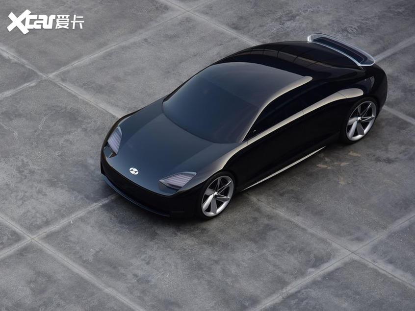 现代Prophecy概念车