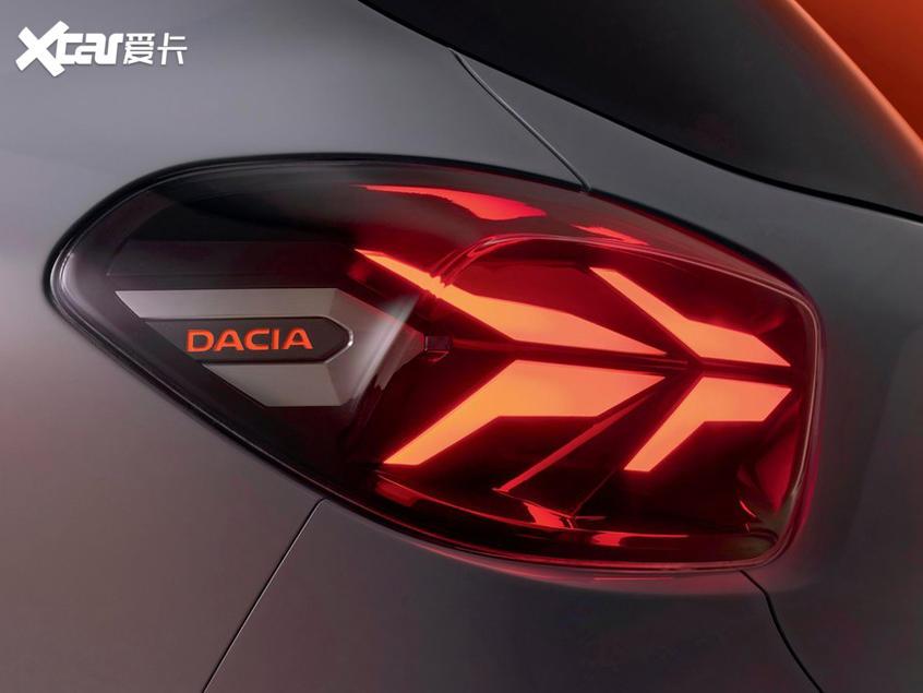Dacia Spring Electric概念车