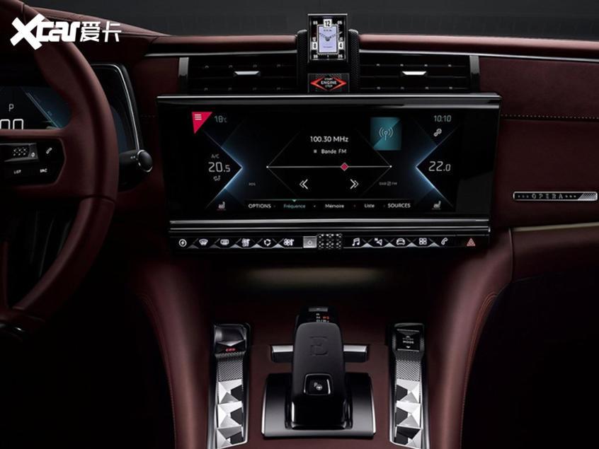 DS 9首发亮相 家族旗舰轿车/下半年上市
