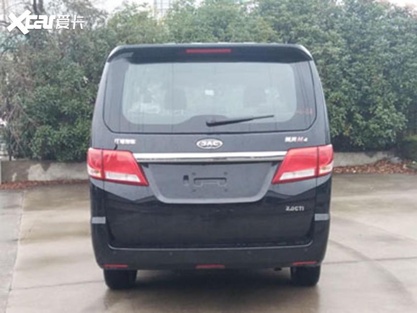江淮瑞风M4 2.0T柴油版