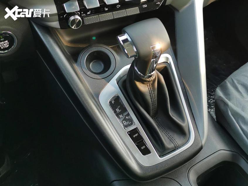 长安凯程F70自动挡实车曝光