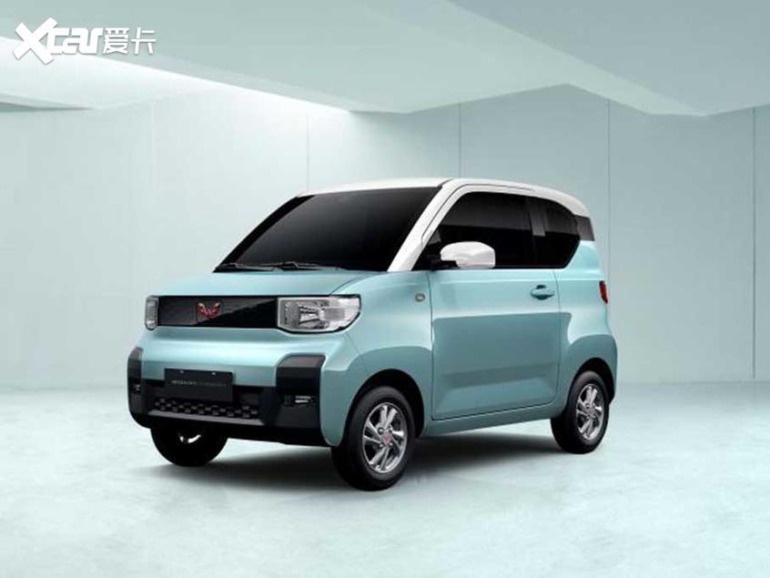 五菱全新纯电动微型车官图 将年内上市