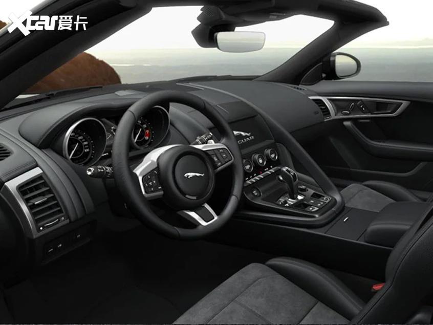 2020款捷豹F-TYPE上市 售价58.20万元起