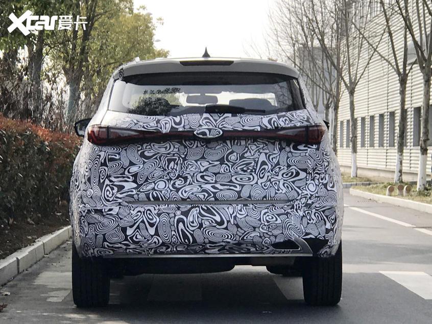 江淮全新SUV
