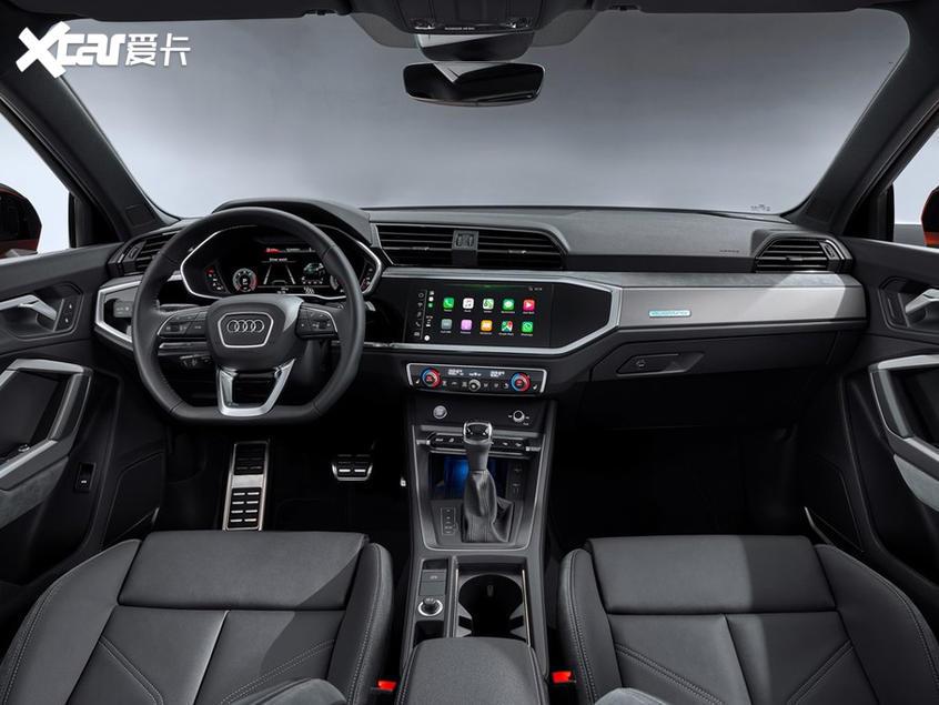 奥迪Q3轿跑版将5月上市 竞争宝马X2等