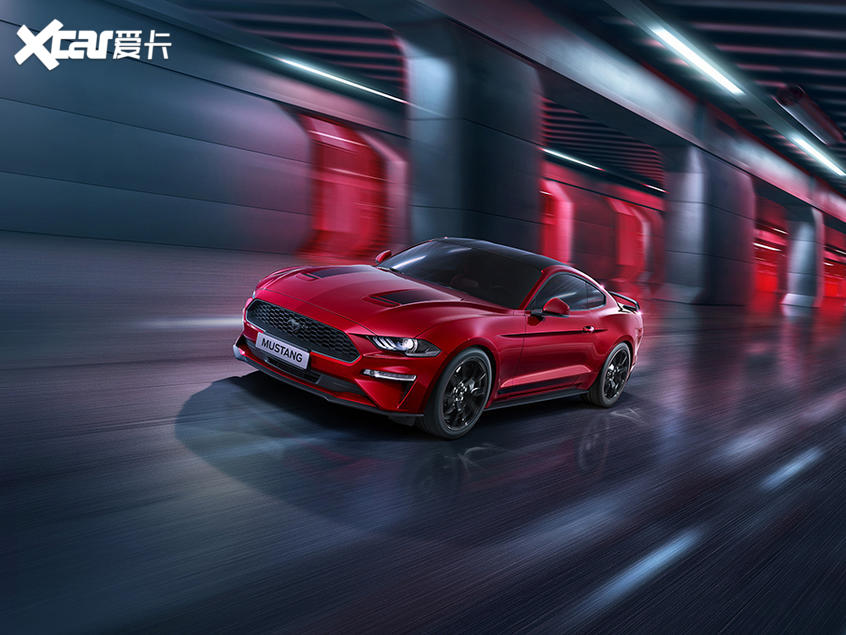 新款福特Mustang正式上市 售36.98万起