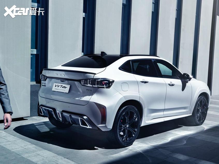 WEY VV7 GT新车型官图