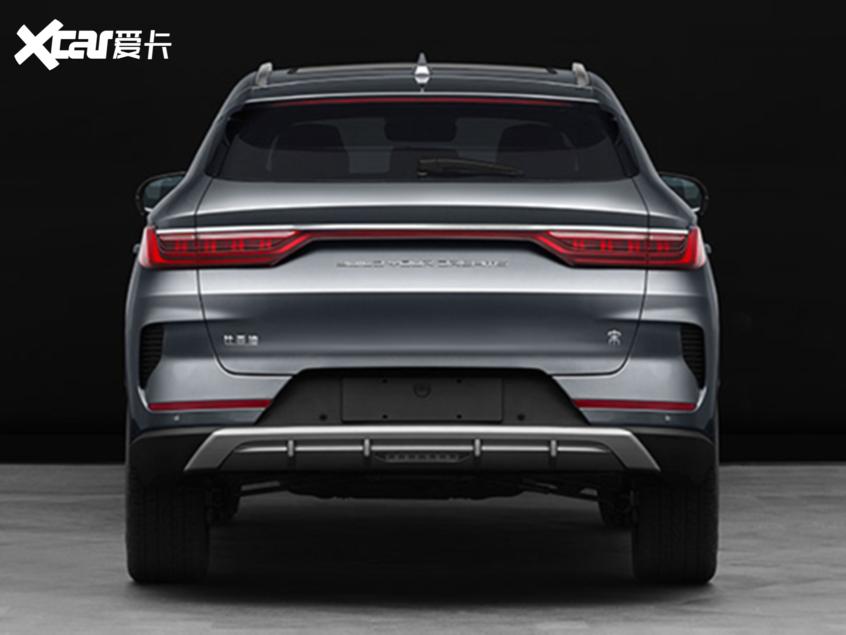 比亚迪宋系列全新SUV曝光 推两种版本