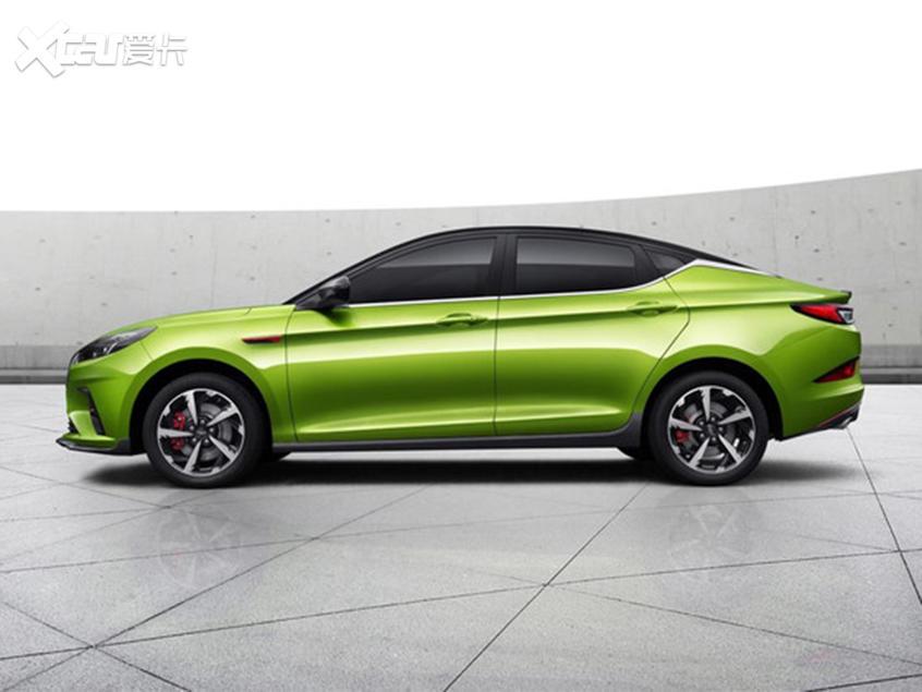 江淮嘉悦A5推出网红版车型 搭双色车身