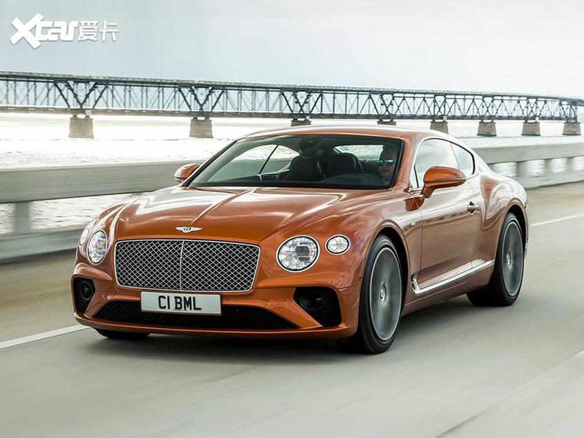 2020款宾利欧陆GT V8上市 售260.90万起