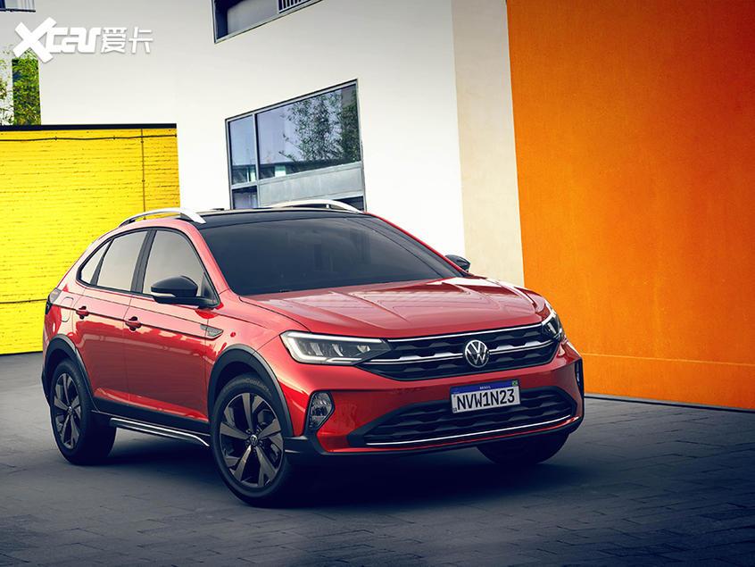 大众新轿跑SUV Nivus发布 6月海外预售