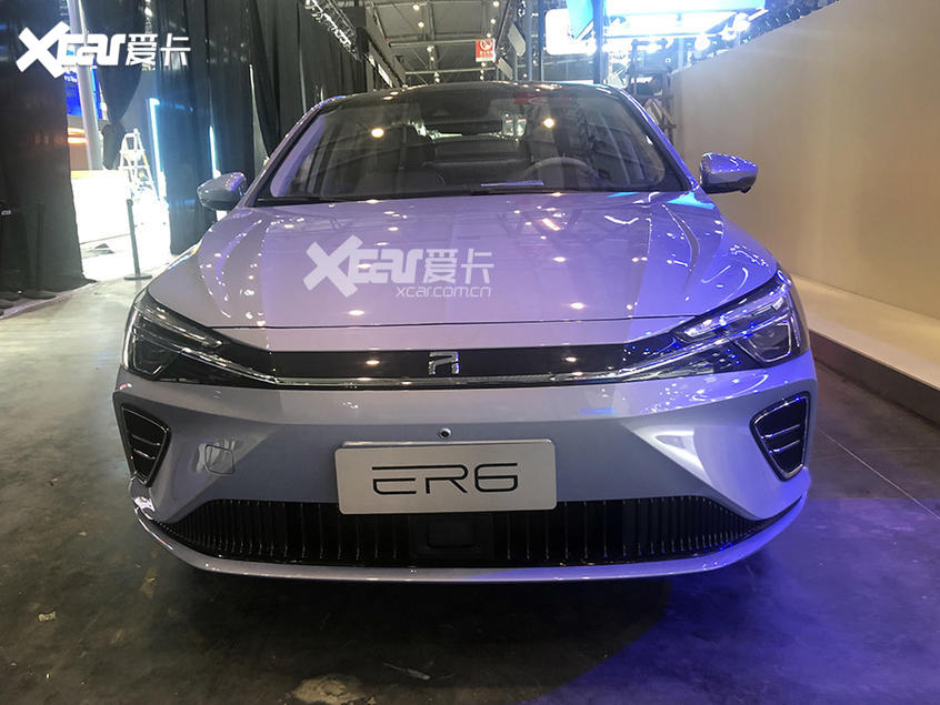 上汽荣威ER6