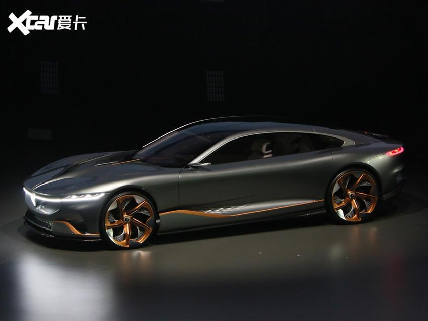 岚图首款概念车VOYAH i-Land全球首发