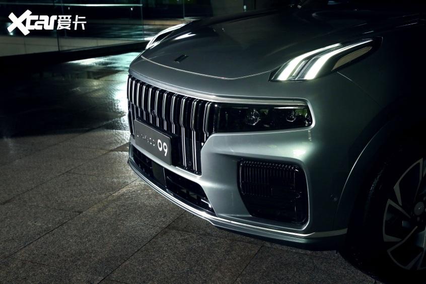 2021上海车展 领克09中大型SUV信息公布