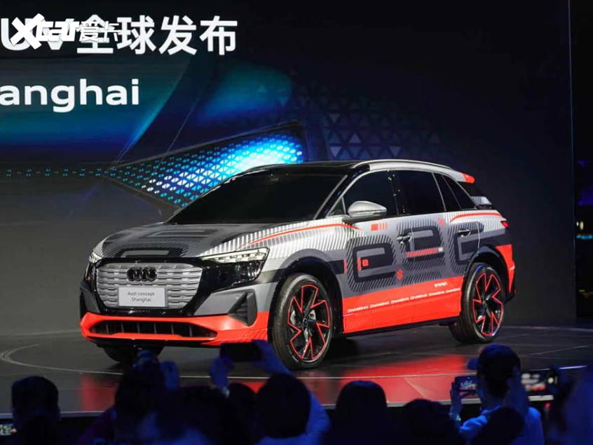 上汽奥迪纯电动SUV将于明年一季度上市
