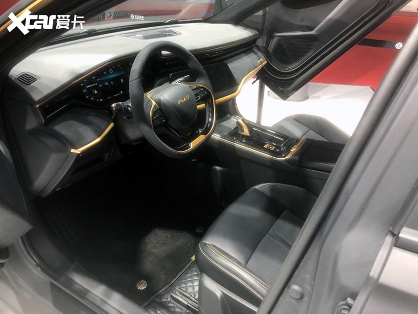 2021上海车展:风神奕炫MAX暗夜版发布
