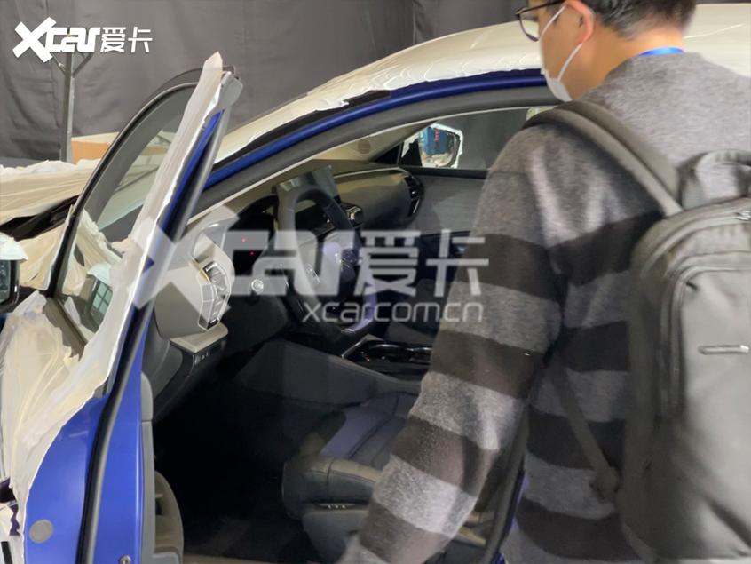2021上海车展探馆 东风雪铁龙凡尔赛C5X