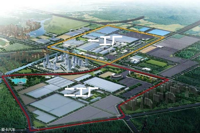 东风日产工厂