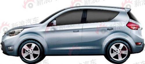 长安首款SUV车型详解 二高清图片
