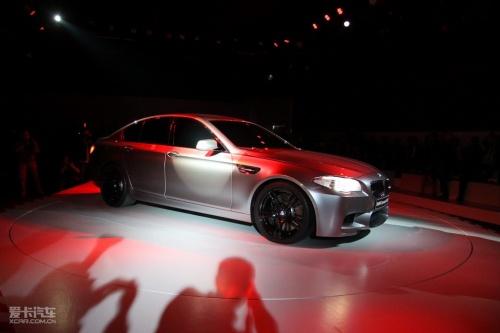 全新一代宝马M5概念车-6月23日发布 宝马新一代M5官方信息发布