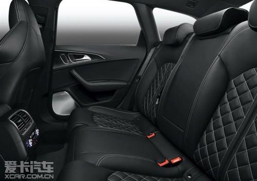 全新奥迪S6 Avant旅行版