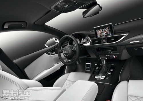 全新奥迪S7