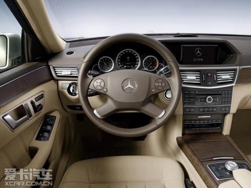 北京奔驰E300L优雅型最新报价优惠11万