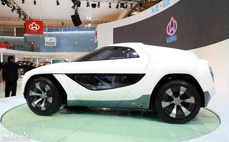 長安首款SUV明年推出高清圖片