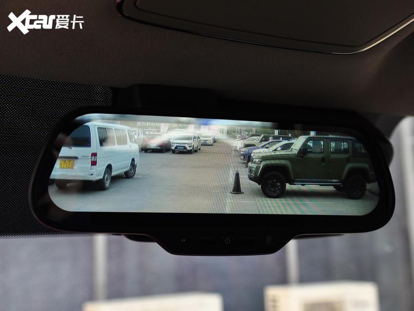 荣耀加身 北京BJ80/BJ40盛世华章版实拍