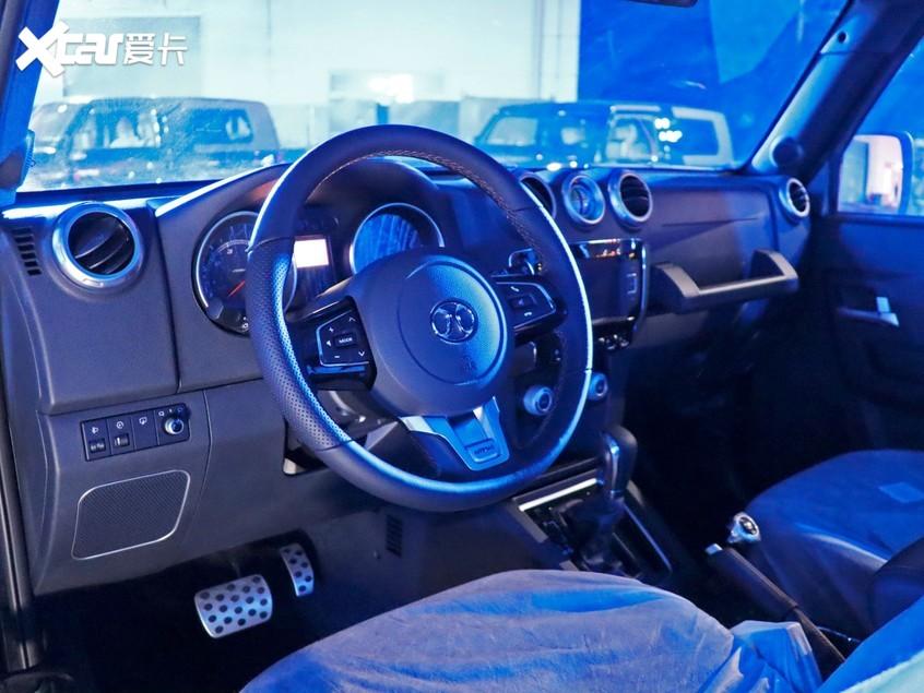 北京越野皮卡F40魔方版
