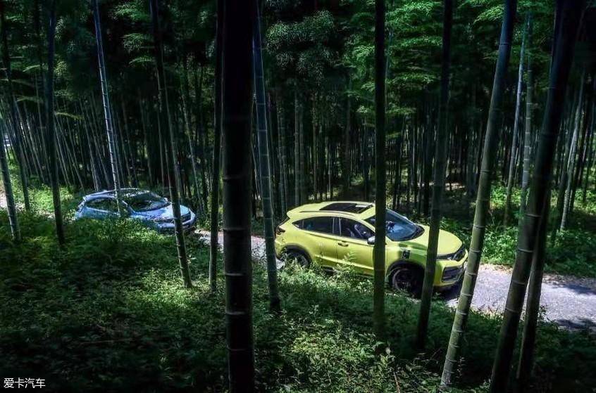 东风Honda XR-V