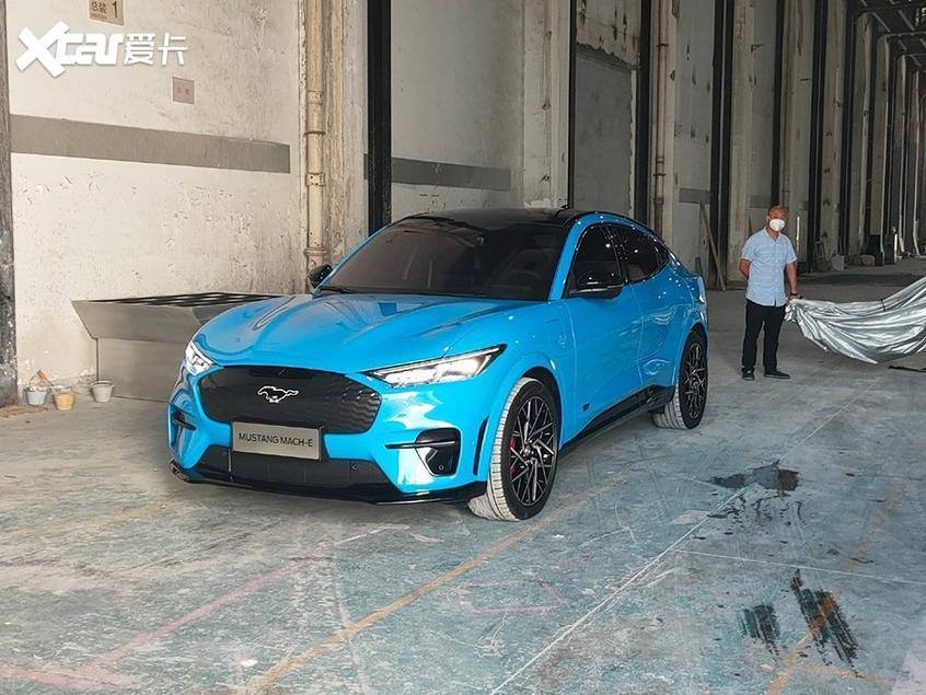 Mustang Mach-E国内曝光北京车展首发