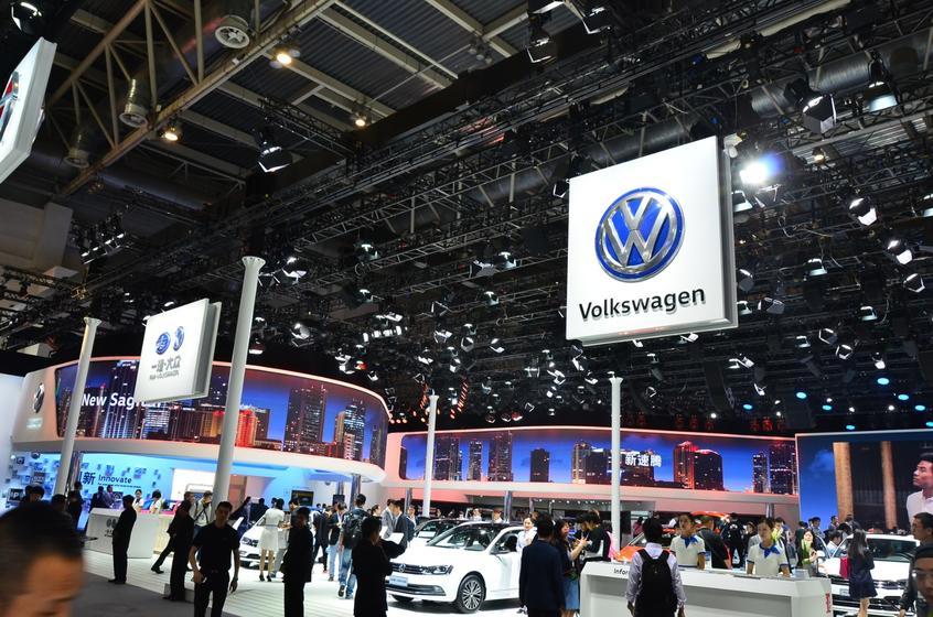 一汽-大众4月累计售16万 同比增长9.9%