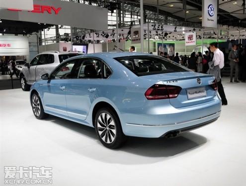 18.38万元起 2013款帕萨特广州车展上市 高清图片