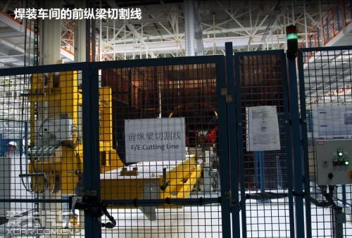 菲亚特工厂参观