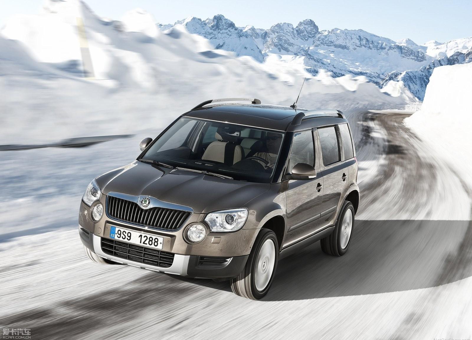 日内瓦发布 斯柯达将重点打造SUV车型_新闻画