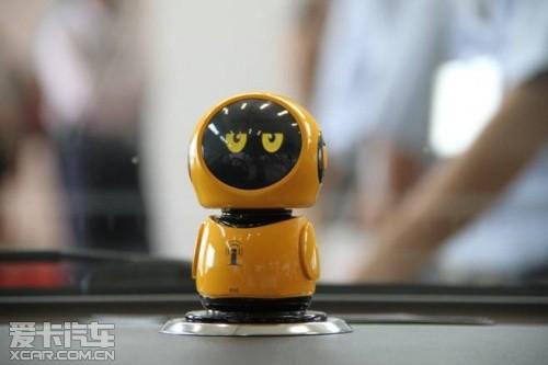 搭载i机器人 比亚迪新中高级车6B下线