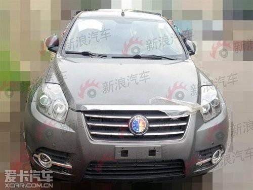 吉利SUV英伦SX7