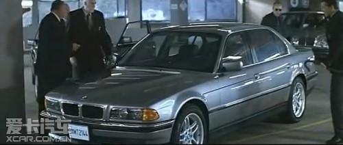 【遥控装备在宝马750iL上大放异彩 是否对现在的车型也起到...