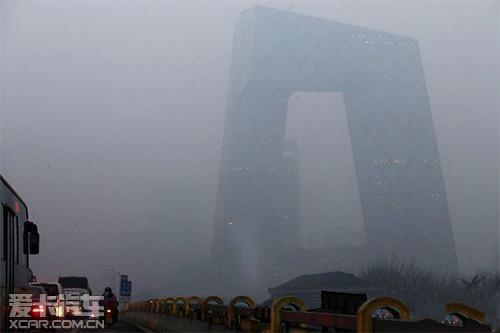 北京污染防治条例公布