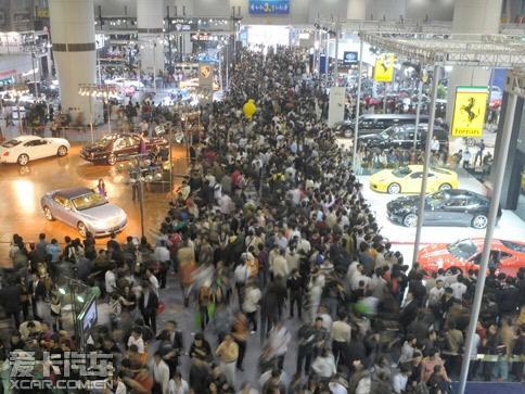 车企发布2013年销量目标