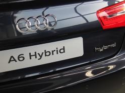 新款奥迪A6混合动力版