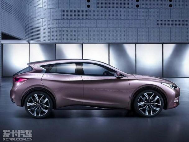 【图文】英菲尼迪将推SUV车型QX30 2015年发布_爱卡汽车