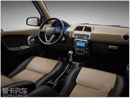 众泰T200上海车展上市