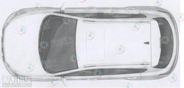 华泰新SUV A25申报图曝光 搭1.5T动力