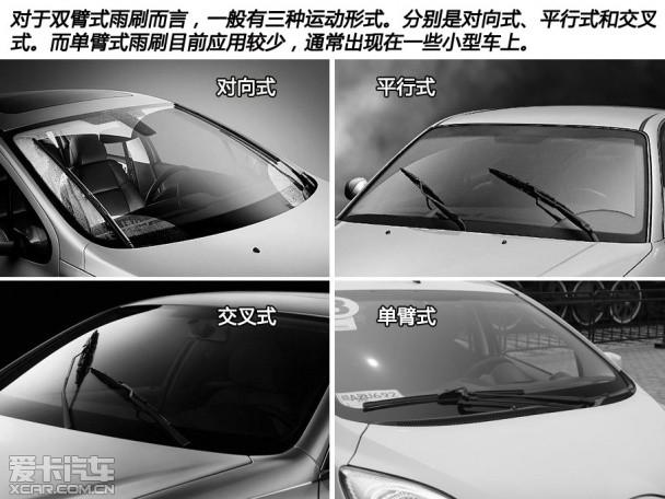 汽车雨刷系统