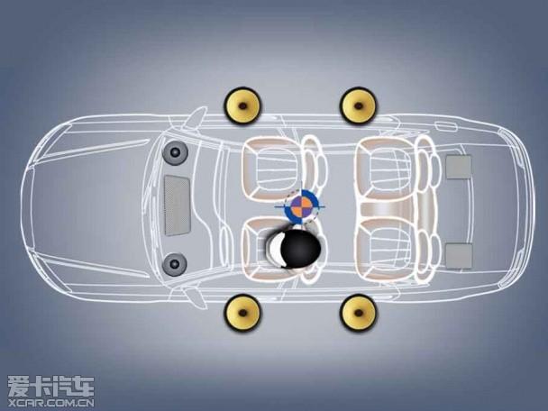 爱卡汽车音响测试 15 天籁公爵bose音响高清图片