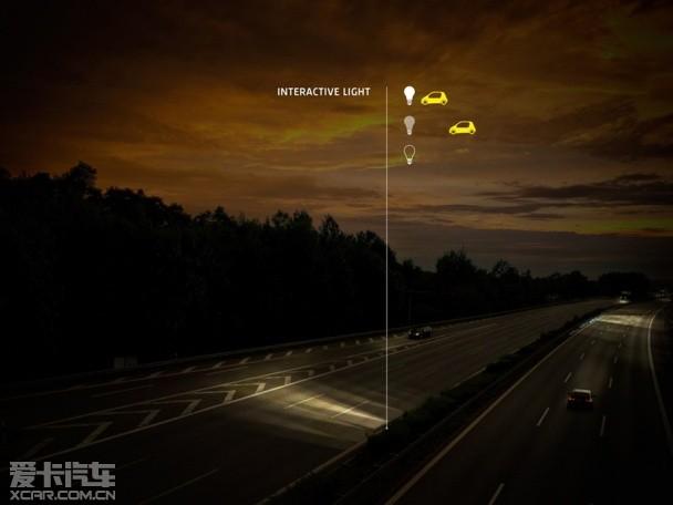 发光高速公路