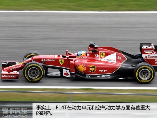 F1 2014赛季回顾车队篇 梅赛德斯双冠王
